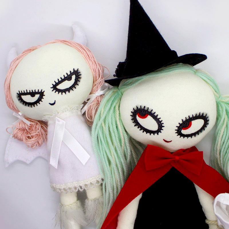 White Devil & Christmas Witch