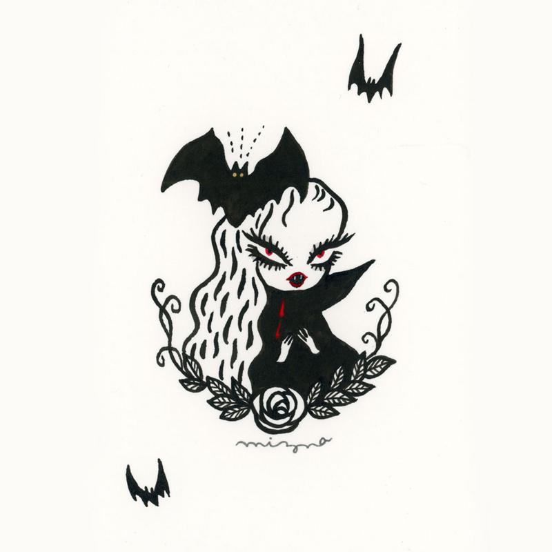 Day1: Vampire 1