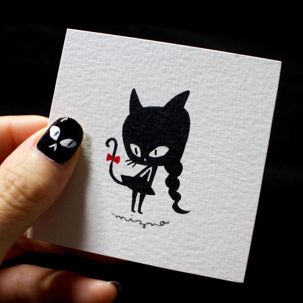 Day2: Black Cat