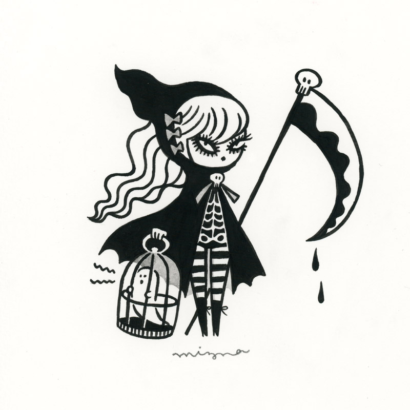 Day5: Grim reaper