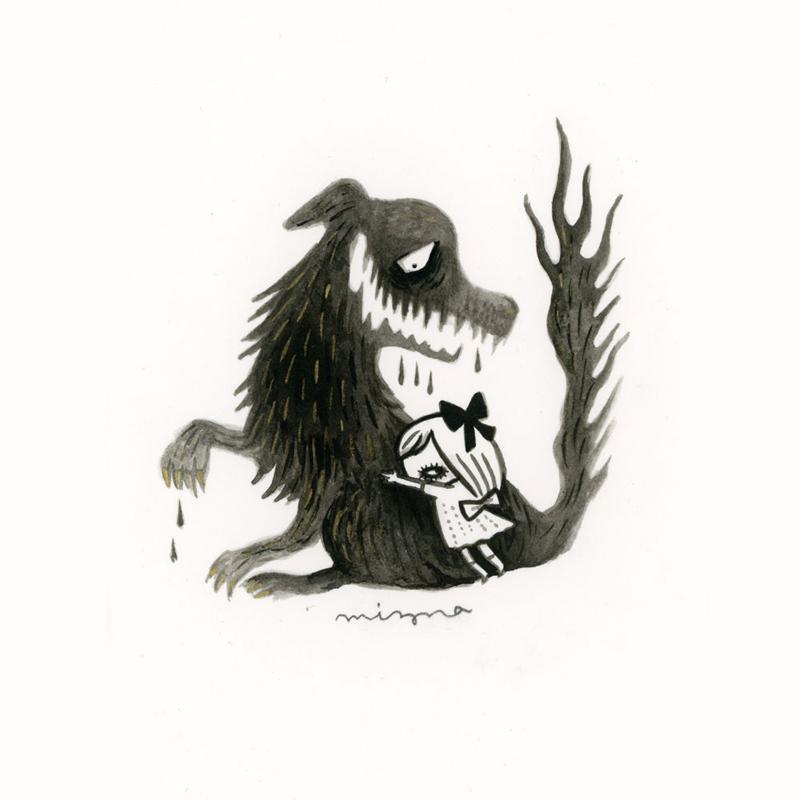 Day6: Black Dog