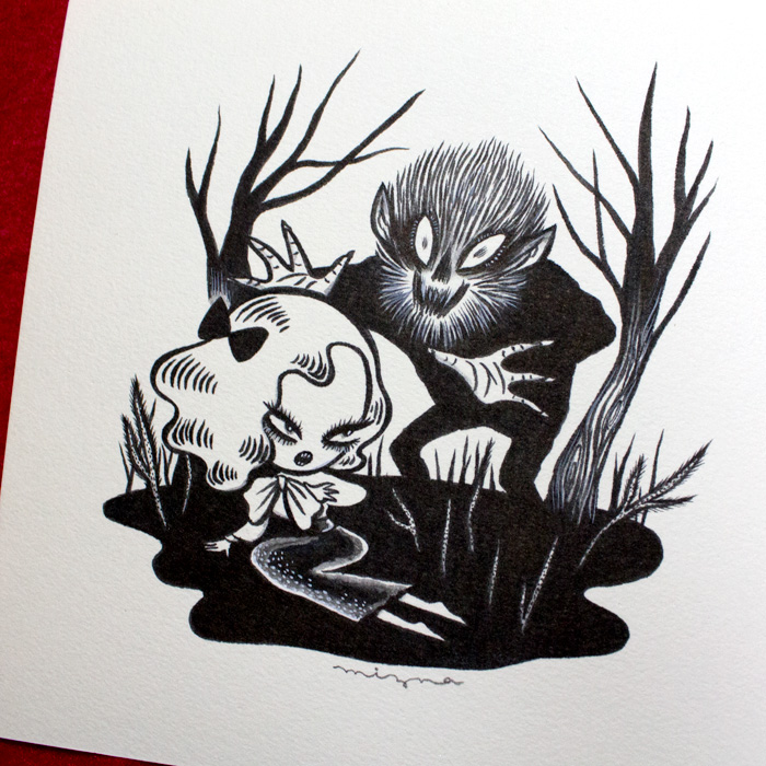 Day6: Wolfman