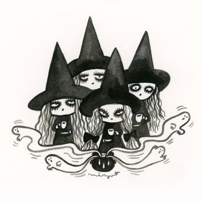 Day9: Coven