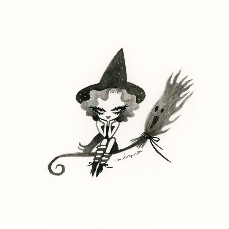 Day10: Witch 1