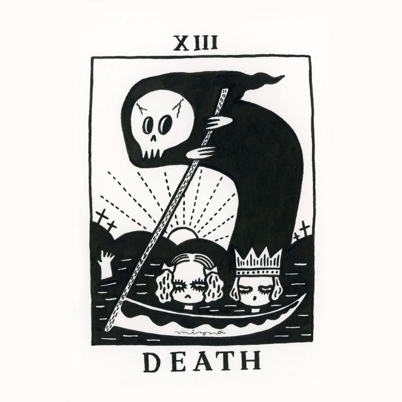 Day11: Tarot-Death