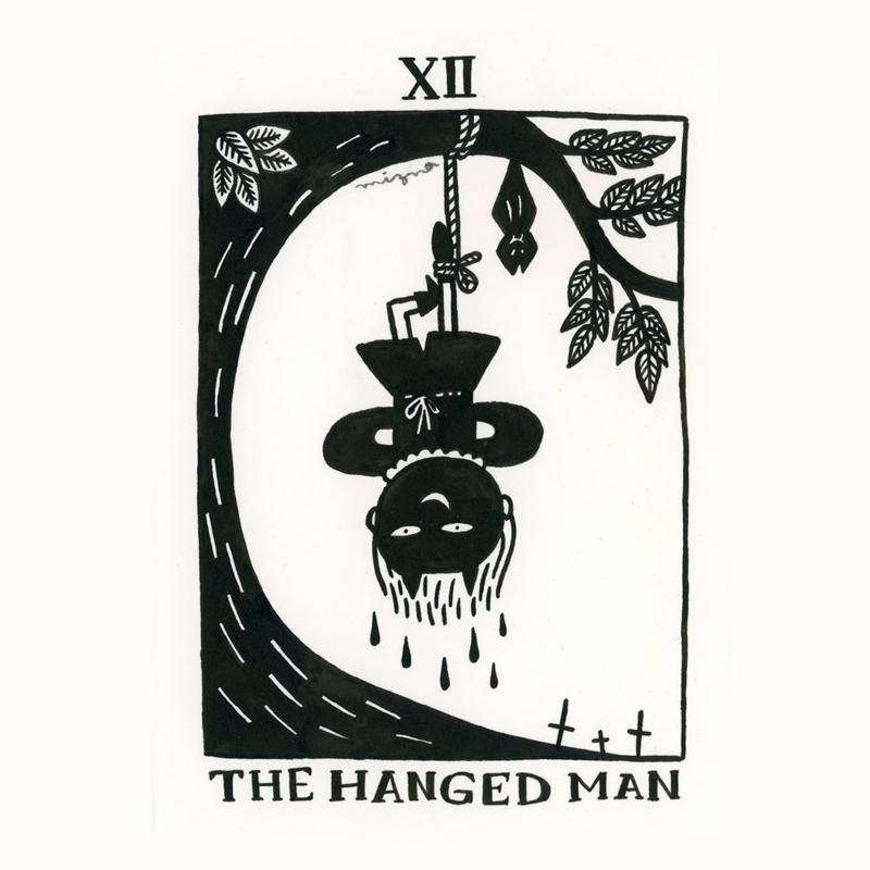 Day11: Tarot-Hangedman
