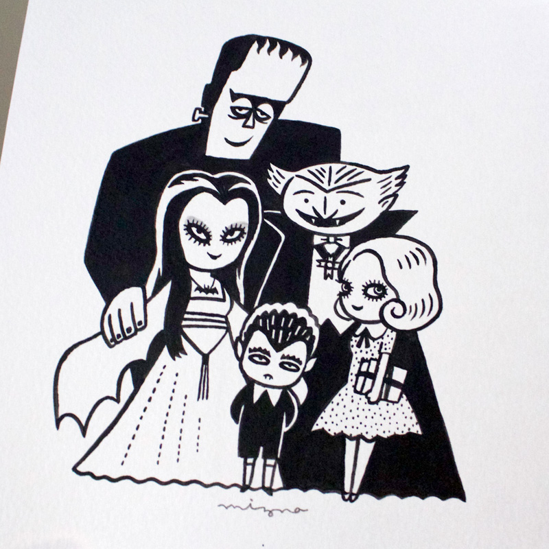 Day11: The Munsters