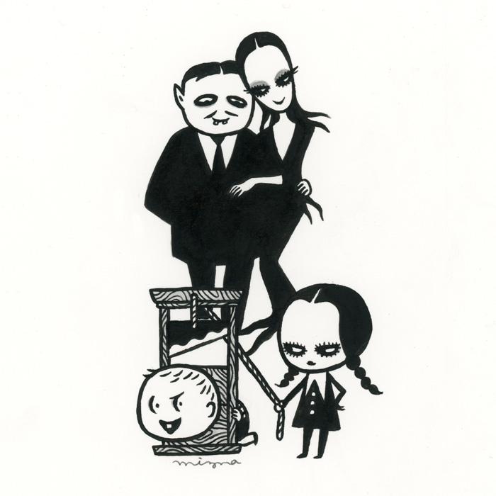 Day13: Addams Family