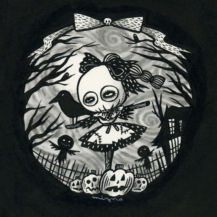 Day14: Scare Crow
