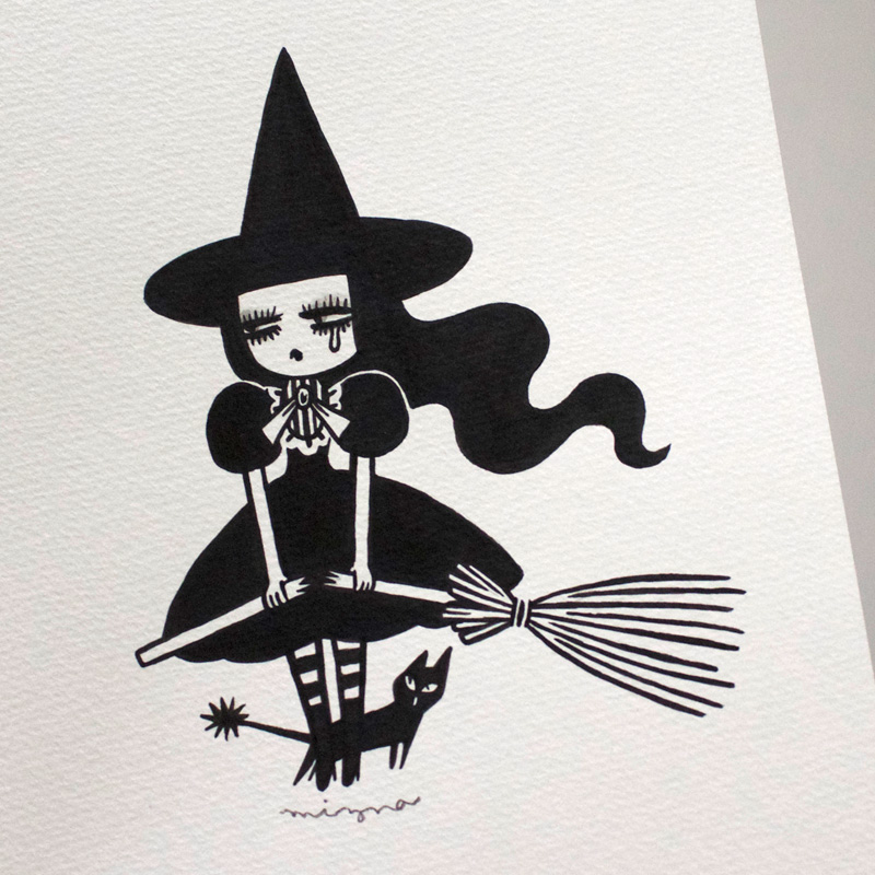 Day15: Witch