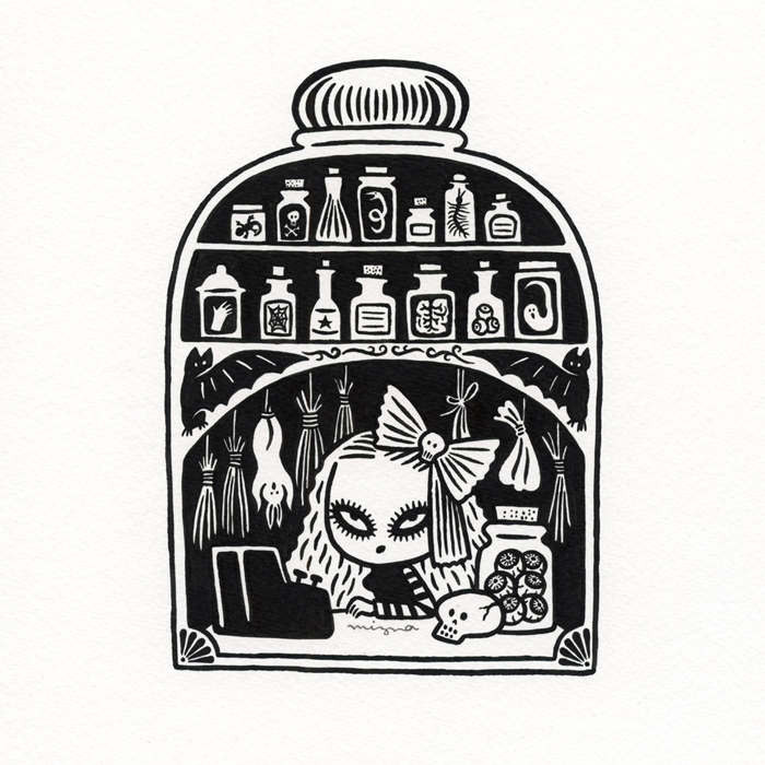 Day19: Apothecary
