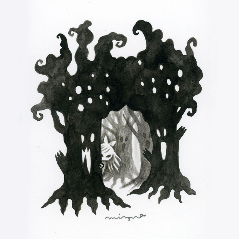 Day19: Haunted Forest