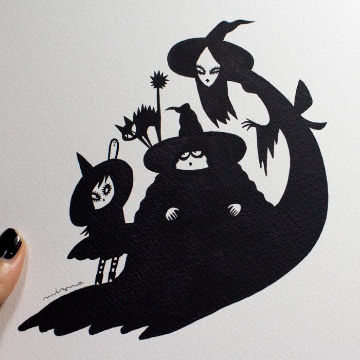 Day19: Witches
