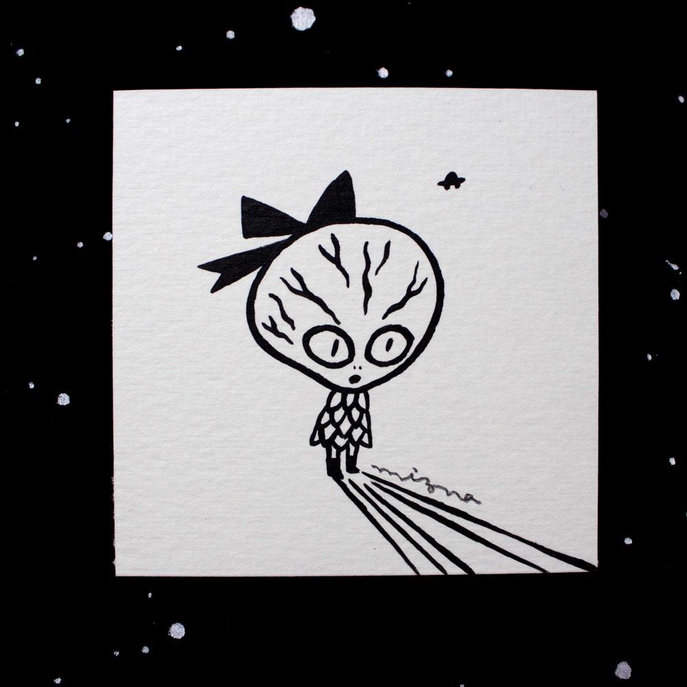 Day21: Alien