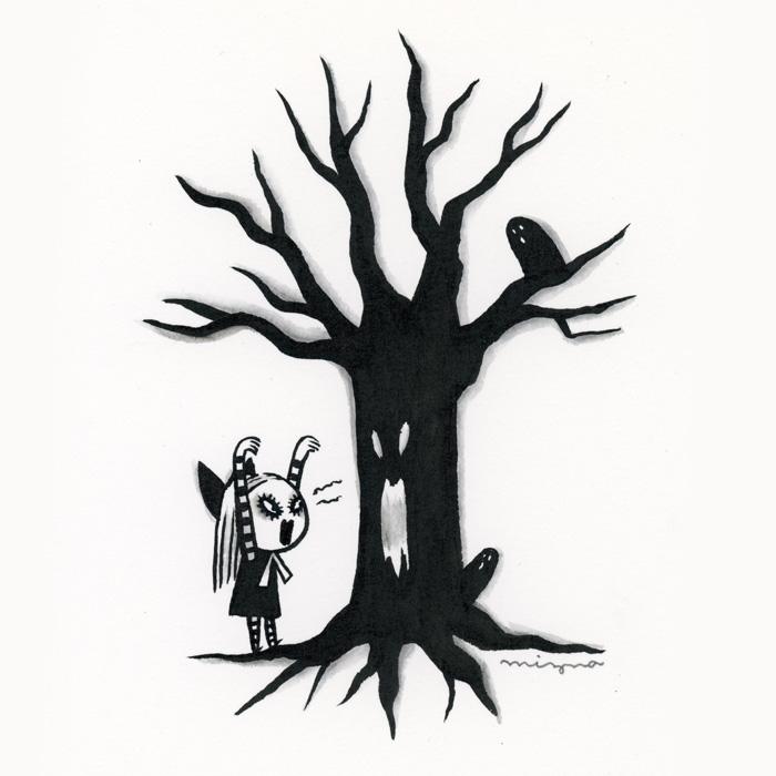 Day24: Creepy Tree