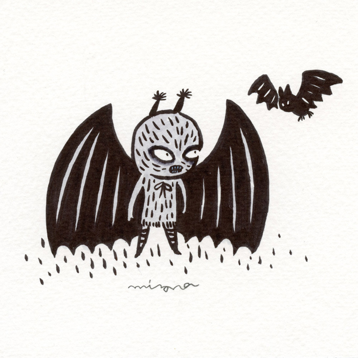 Day26: Batsquatch