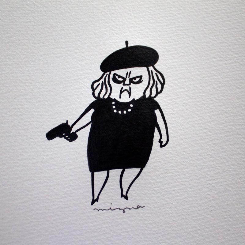 Day28: Villain- Mama Fratelli, The Goonies