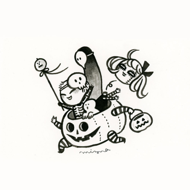 Day31: Trick-Or-Treat 1