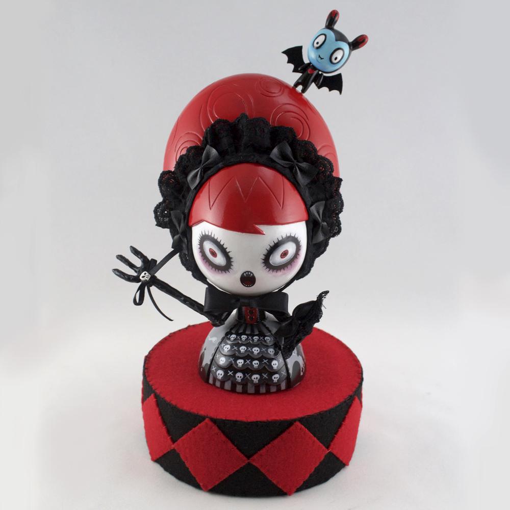 Queen of Vampire (Custom toy) for Vive La Lolligag!