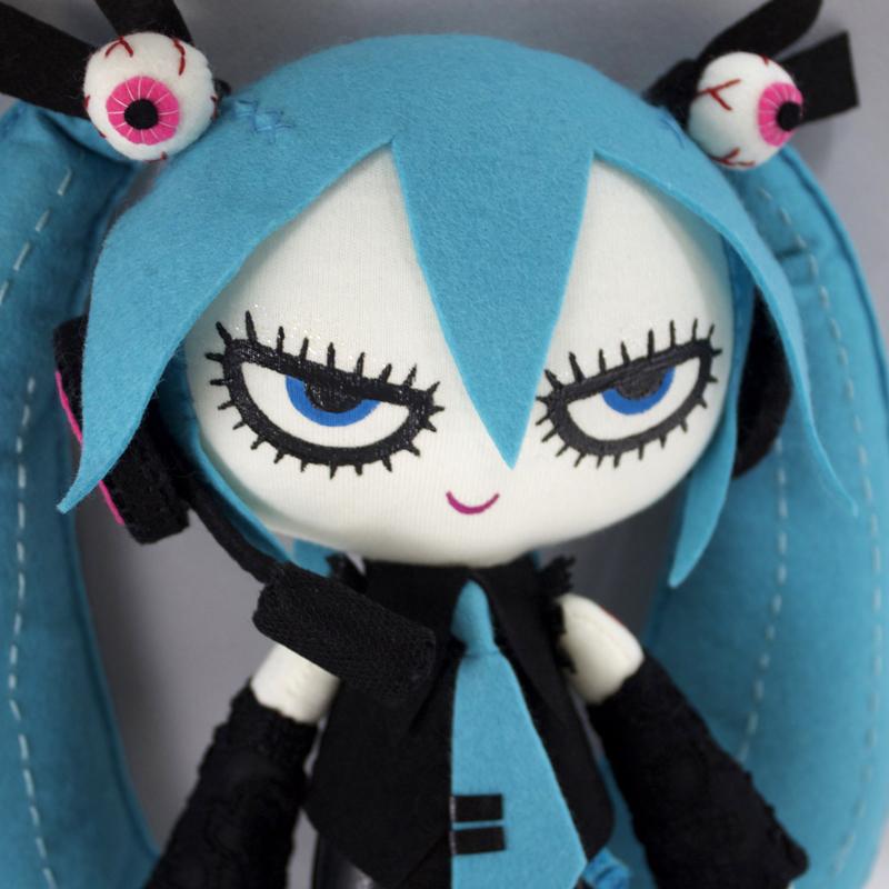 Cheeky Miku for Hatsune Miku Dreams of Electric Sheep